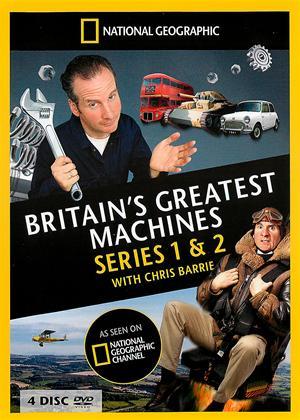 Rent Britain's Greatest Machine: Series 1 and 2 Online DVD Rental