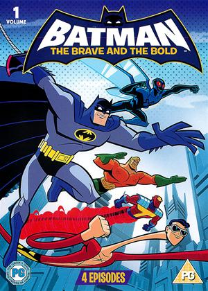 Rent Batman: The Brave and the Bold: Vol.1 Online DVD Rental