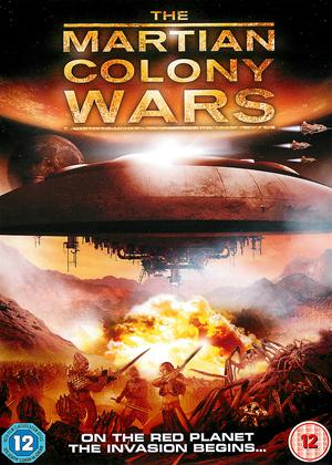Rent The Martian Colony Wars Online DVD & Blu-ray Rental