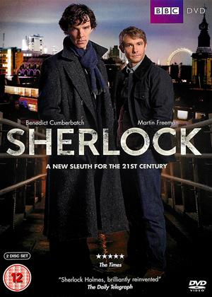 Rent Sherlock: Series 1 Online DVD Rental