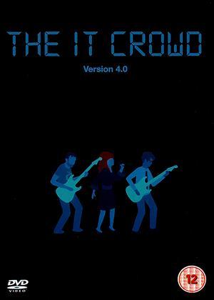 Rent The IT Crowd: Series 4 Online DVD & Blu-ray Rental
