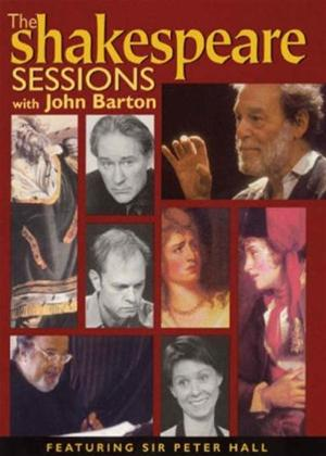 Rent The Shakespeare Sessions with John Barton Online DVD Rental