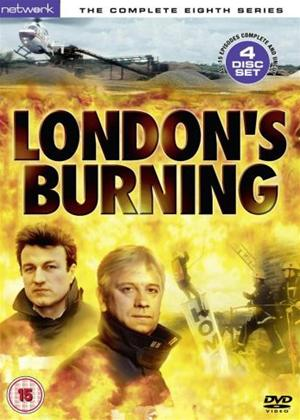 Rent London's Burning: Series 8 Online DVD Rental