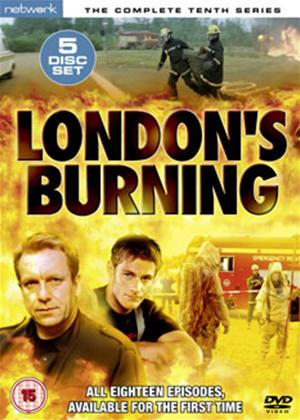 Rent London's Burning: Series 10 Online DVD Rental
