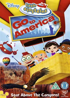Rent Little Einsteins: Go to America Online DVD Rental