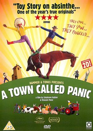 Rent A Town Called Panic (aka Panique au village) Online DVD & Blu-ray Rental