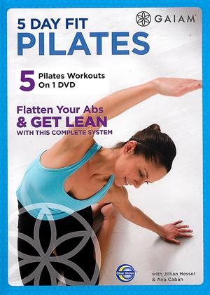Rent 5 Day Fit Pilates Online DVD Rental