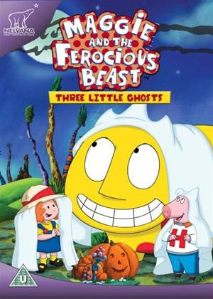 Rent Maggie and the Ferocious Beast 3: Little Ghosts Online DVD Rental