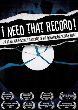 Rent I Need That Record Online DVD Rental