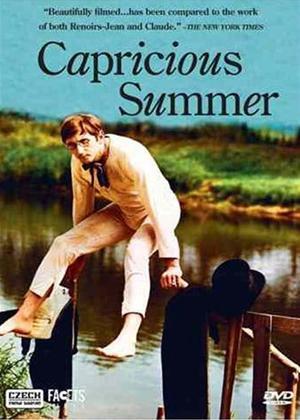 Rent Capricious Summer (aka Rozmarné léto) Online DVD Rental