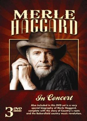 Rent Merle Haggard in Concert Online DVD Rental