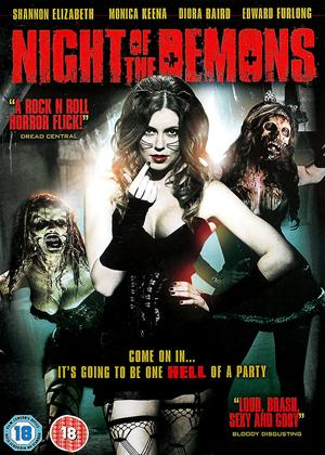 Rent Night of the Demons Online DVD & Blu-ray Rental