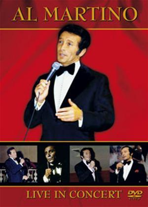 Rent Al Martino: Live in Concert Online DVD Rental