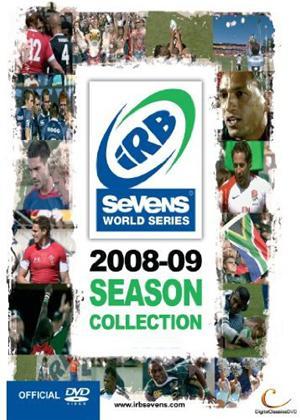 Rent IRB Rugby World Series 2008-2009 Online DVD Rental