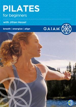 Rent Gaiam: Pilates for Beginners Online DVD Rental