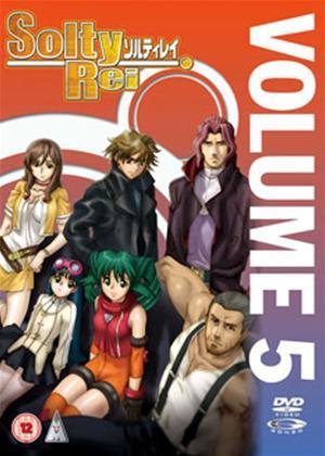 Rent Solty Rei: Vol.5 Online DVD Rental