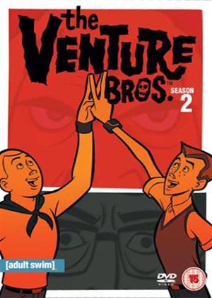 Rent The Venture Brothers: Series 2 Online DVD Rental