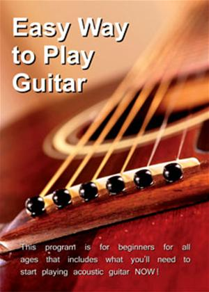 Rent Easy Way to Play Guitar Online DVD Rental