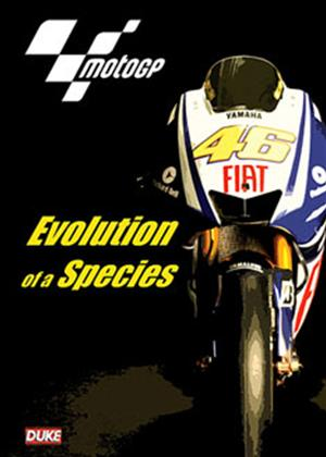 Rent MotoGP Evolution of a Species Online DVD Rental