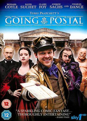 Rent Going Postal Online DVD Rental