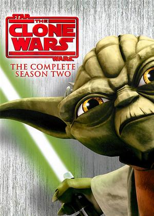 Rent Star Wars: The Clone Wars: Series 2 Online DVD Rental