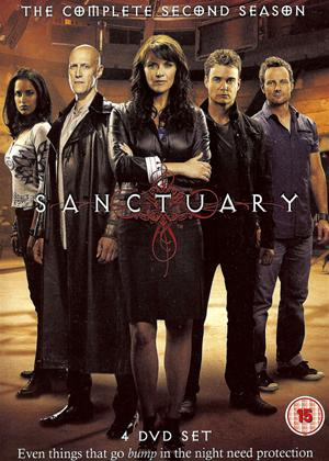 Rent Sanctuary: Series 2 Online DVD Rental