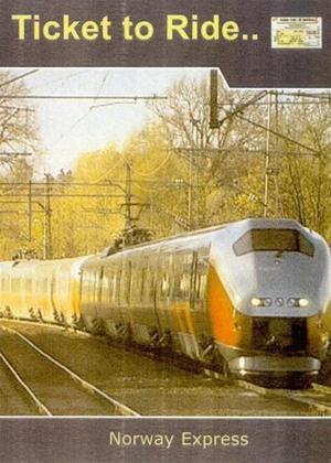 Rent Ticket to Ride: Norway Express Online DVD Rental