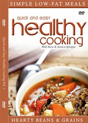Rent Hearty Beans and Grains: Quick and Easy Healthy Cooking Online DVD Rental