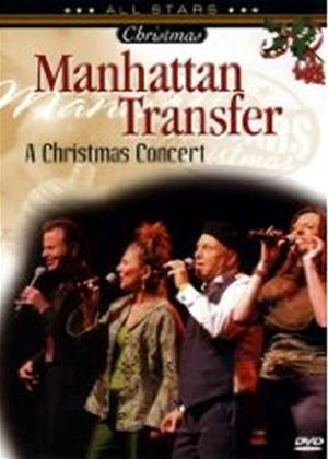 Rent Manhattan Transfer: A Christmas Concert Online DVD Rental