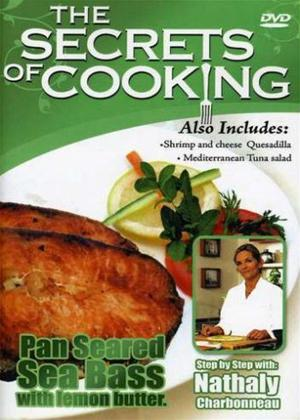 Rent The Secrets of Cooking: Pan Seared Sea Bass with Lemon Butter Online DVD Rental