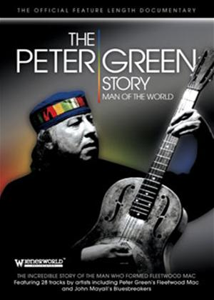 Rent The Peter Green Story: Man of the World Online DVD Rental