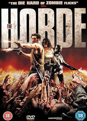 The Horde Online DVD Rental