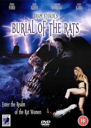 Rent Burial of the Rats Online DVD Rental