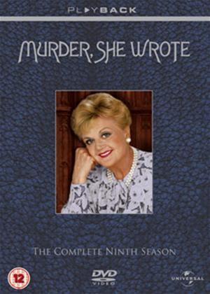 Rent Murder, She Wrote: Series 9 Online DVD Rental