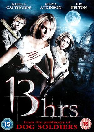 Rent 13 Hours (aka Night Wolf) Online DVD & Blu-ray Rental