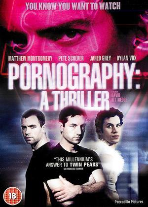 Rent Pornography: A Thriller Online DVD Rental