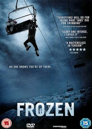 Rent Frozen Online DVD Rental