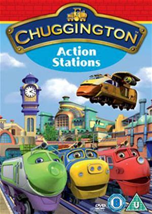 Rent Chuggington: Action Stations Online DVD Rental