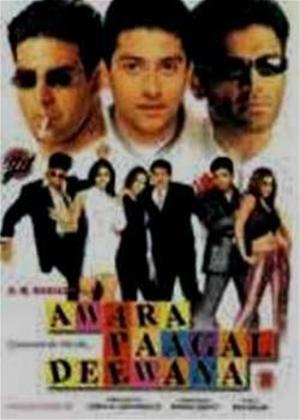 Rent Awara Paagal Deewana Online DVD Rental