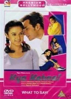 Rent Kya Kehna! Online DVD Rental