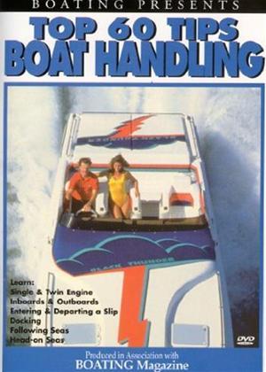 Rent Top 60 Tips: Boat Handling Online DVD Rental