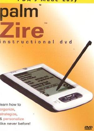 Rent PDA's Made Easy: Palm Zire: Instructional DVD Online DVD Rental
