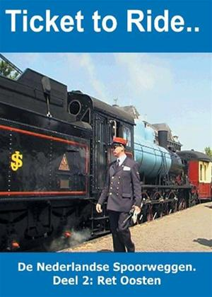 Rent Ticket to Ride: Railways of the East Netherlands Online DVD Rental