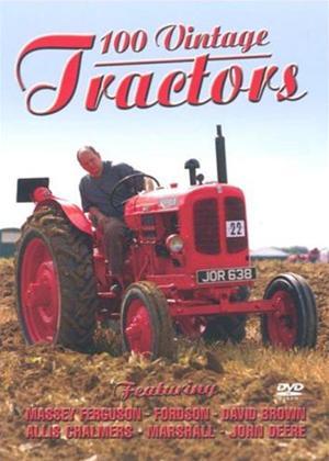 Rent 100 Vintage Tractors Online DVD Rental