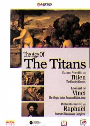 Rent The Age of Titans Online DVD Rental