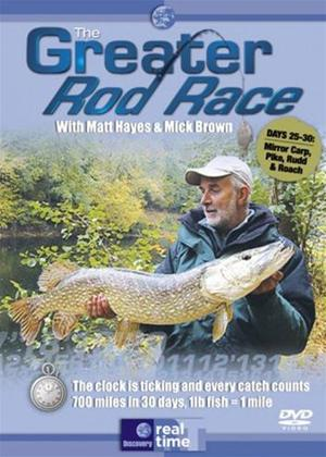 Rent Greater Rod Race: Days 25-30 Online DVD Rental