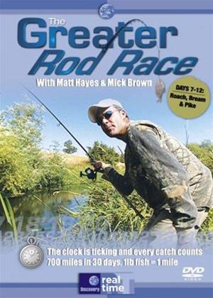 Rent Greater Rod Race: Days 7-12 Online DVD Rental