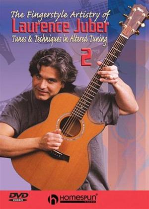 Rent The Fingerstyle Artistry of Laurence Juber 2 Online DVD Rental