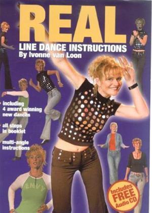 Rent Real Line Dance Instructions Online DVD Rental