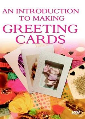 Rent An Introduction to Making Greeting Cards Online DVD Rental